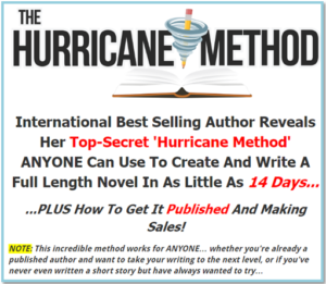 Hurricane-Writing-Method-Review