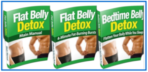Josh Houghton & Coach Derek Flat Belly Detox