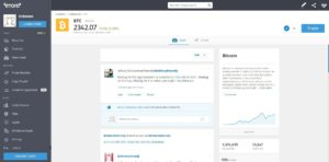 eToro Bitcoin Trading Review