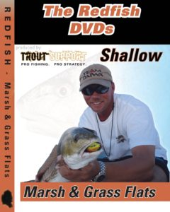 Trout Support Lure dvd